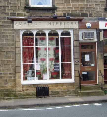 Ambient Interiors, 85 Main Street, Burley in Wharfedale.