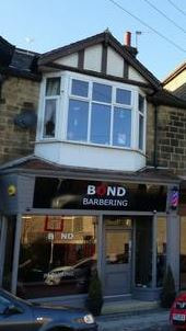 Bond Barbering, 42 Station Road, Burley in Wharfedale - 2018.