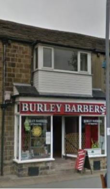Burley Barbers 4 Station Road Burley in Wharfedale - 2017.