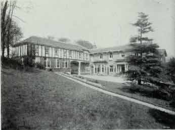 Clevedon House School 1911 - The Mount, Stead