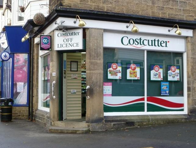 Costcutter, 36 Station Road, Burley in Wharfedale.