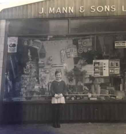 J Mann and Sons, Station Road, Burley in Wharfedale.