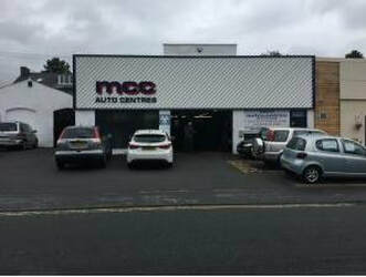MCC Autocentre 46 Main Street Burley in Wharfedale.