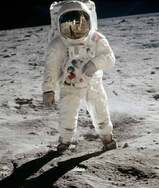 First Moon Landing July 20th 1969.