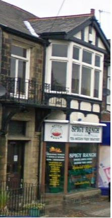 Spicy Ranch Takeaway, 44 Station Road, Burley in Wharfedale - 2008.