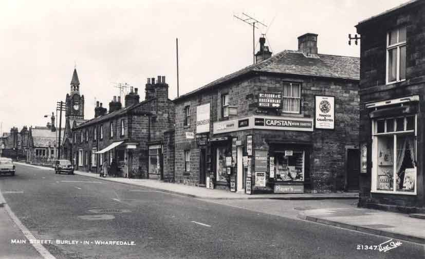 Taylors Newsagent, 72 Main Street, Burley in Wharfedale.