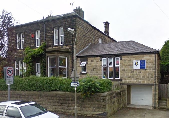 The Manse - Burley Nursery, 48 Station Road, Burley in Wharfedale - 2008.