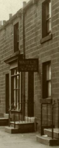 Waite's Taxi Cabs, 18 Station Road, Burley in Wharfedale.